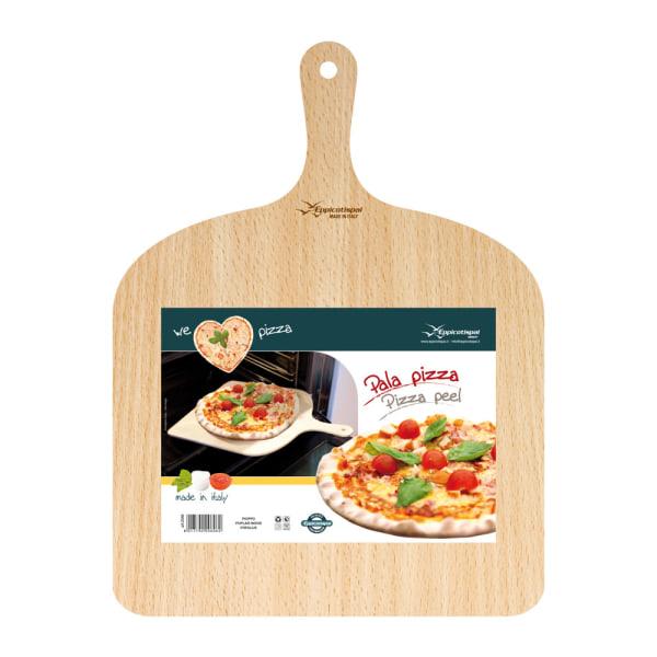Eppicotispai Pizzaspade, björkträ
