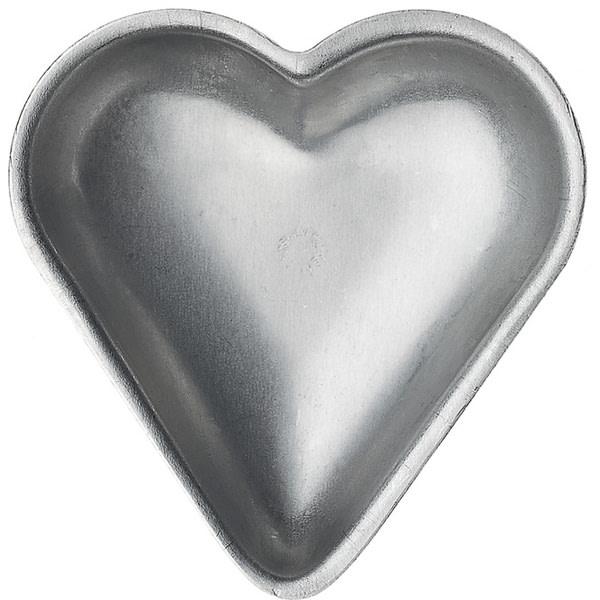 Gastromax Kakform hjärta 6 st 8 cm
