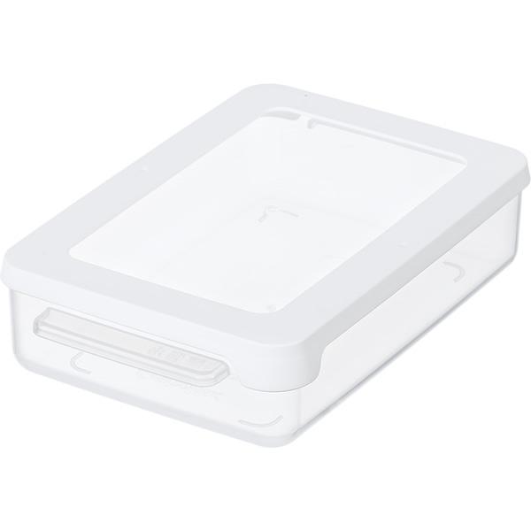 Gastromax Vitt lock Lunchbox Transparent 0,6 L