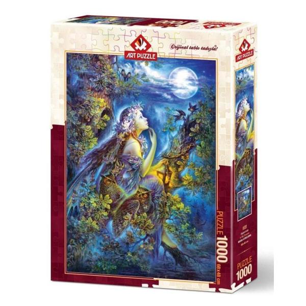 Art Puzzle - Mina Drömmar 1000 bitar multifärg