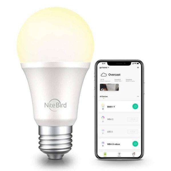Gosund WB2 Nite Bird Smart LED-lampa  Vit