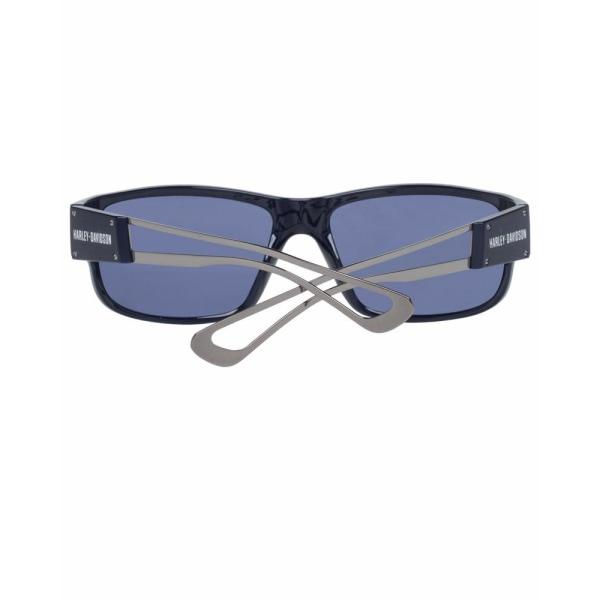 Harley Davidson solglasögon - blå HD1001X 63 90V Blå one size