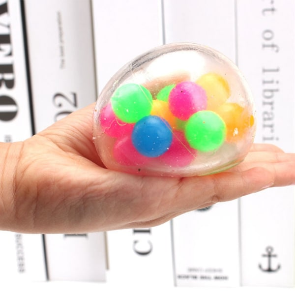 2st, Fidget sensoriska fidget leksaker multicolor 2pcs