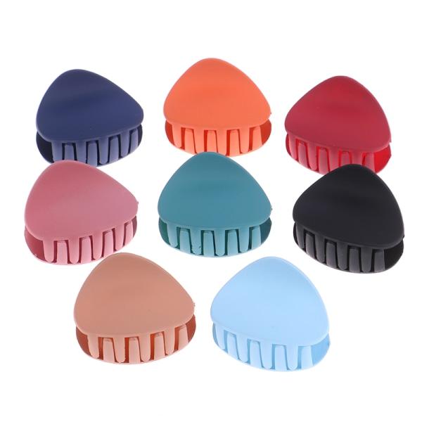 1st nytt modedesign hår enfärgad hårkrabba retro fyrkant