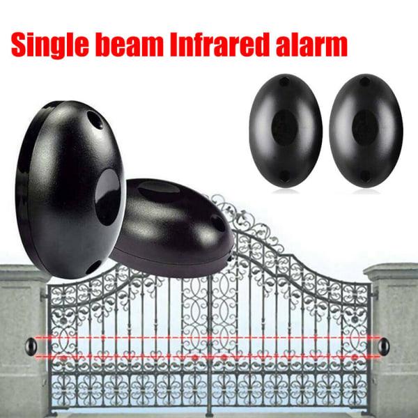 Alarm Detector Infrared Beam Sensor Barrier For Gates, Doors, W