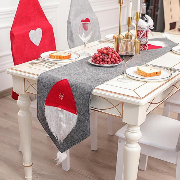 Red tablecloth Scandinavian design Apple  tablecloth Table runner Cotton tablecloth Red runner Cotton runner Gift