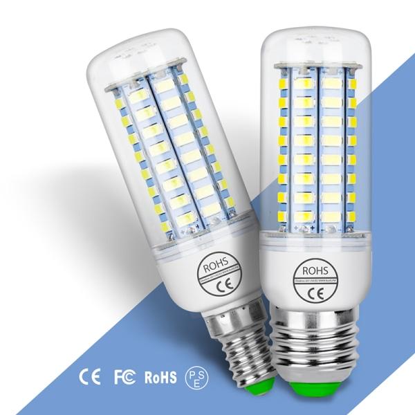 E27 E14 7W 9W 12W 15W 20W 25W 5730 SMD LED Corn Bulb Lamp Light E27&36W