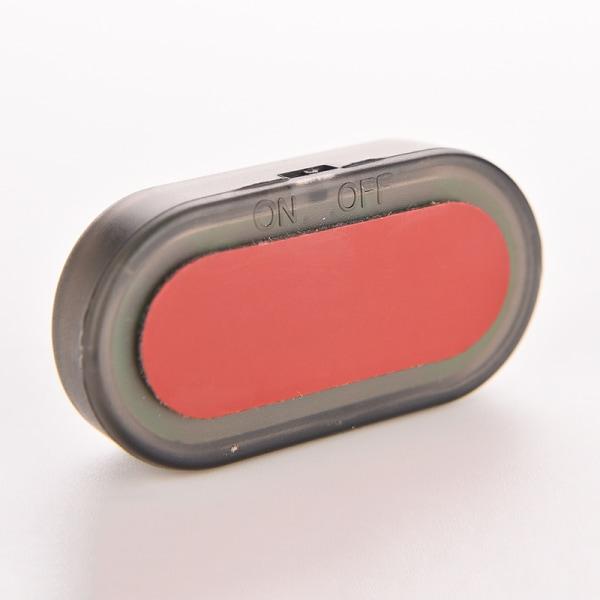 Fake Solar Car Alarm Led Light Security System Warning Theft Fla Red