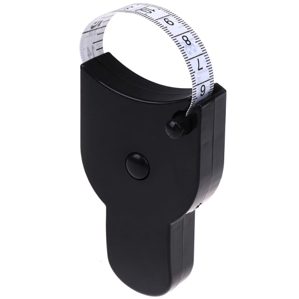Fitness accurate body tape measure ruler measure body fat calip One Size
