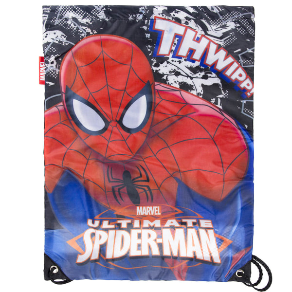 Spiderman Gymbag - Gymnastikpåse - Gympapåse