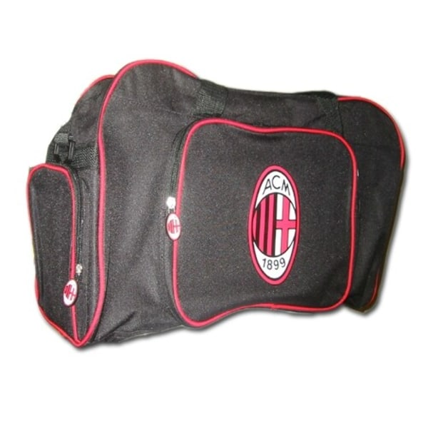 Sportbag AC Milan svart - Zlatan is back