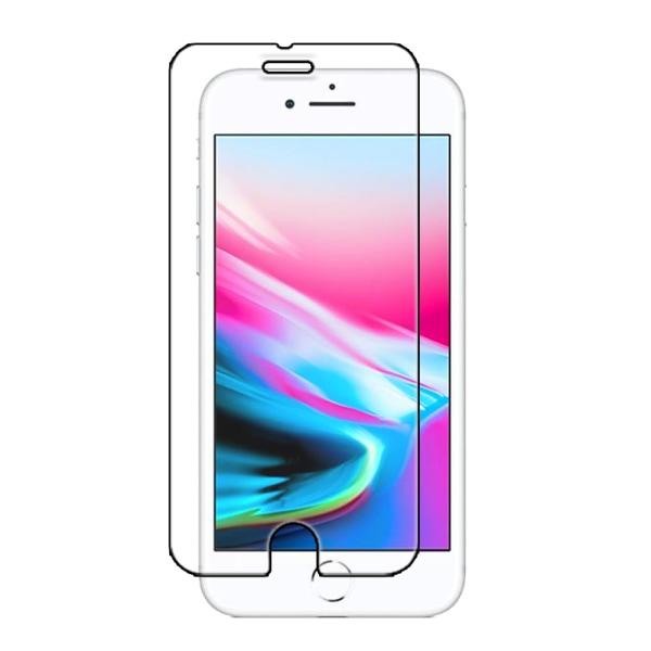 3-Pack Härdat Glas iPhone SE 2020/iPhone 7/iPhone 8 Skärmskydd R Transparent
