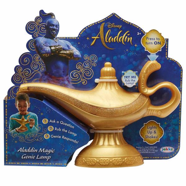 Disney Aladdin Magic Genie Lamp English multifärg