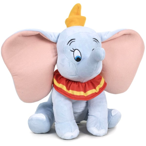 Disney Dumbo Movie Plush Plysch Stor Gosedjur Mjukisdjur 32 cm multifärg