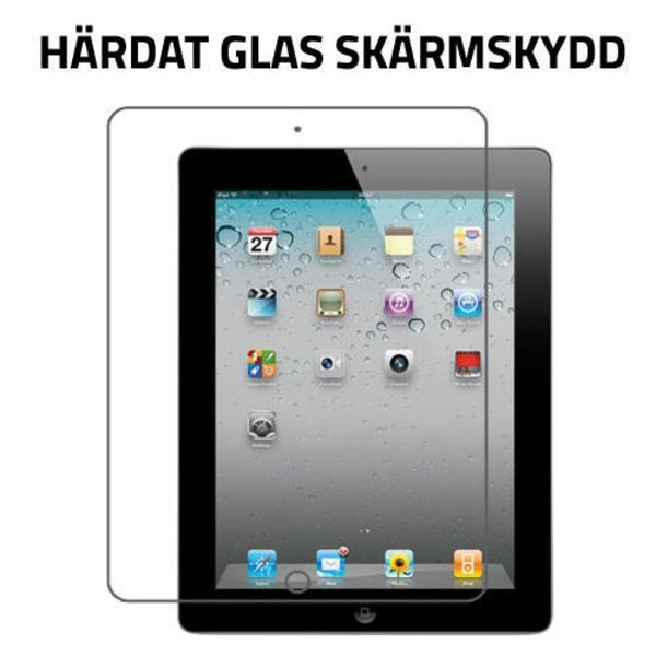 Härdat glas skärmskydd iPad 2/3/4 transparent Transparent