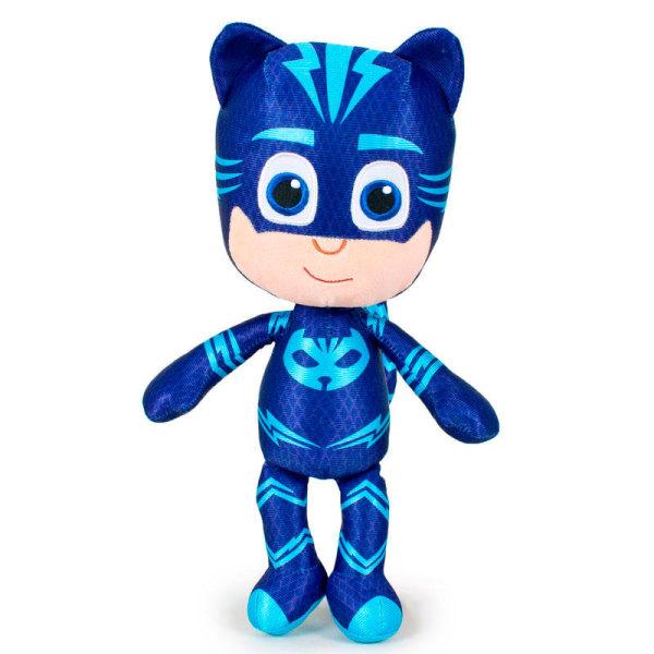 PJ Masks Pyjamashjältarna Catboy Plush Gosedjur Plysch Mjukis 35 Svart