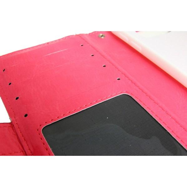 Plånboksfodral Sony Xperia Z5 ID/Foto Ficka + Handlovsrem Lila