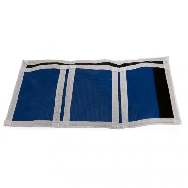 Real Madrid Fade Plånbok 13x8cm Blå