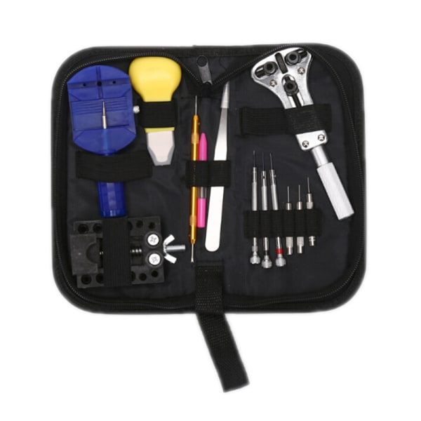 144pcs Watch Repair Tool Kit Watchmaker Back Case Remover Opener 144pcs/set