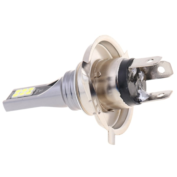 2X H4 200W 12000LM LED Car Fog Light Hi / Lo Beam Globe Bulbs onesize
