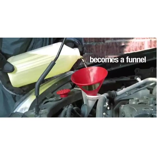 Snow shovels Car Windshield Ice Scraper Shaped Funnel Snow Remov Black