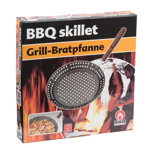 BBQ Non-Stick Grillpanna