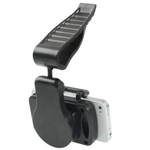 Hållare Mobiltelefon solskydd - 360 graders universal