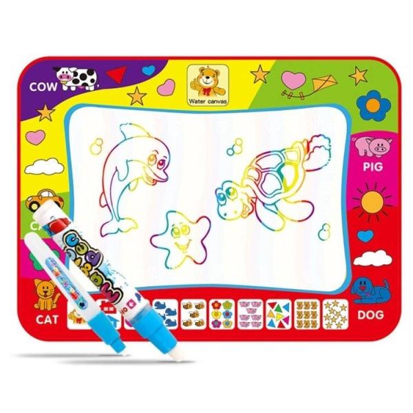 Magisk ritmatta för barn med 2st pennor