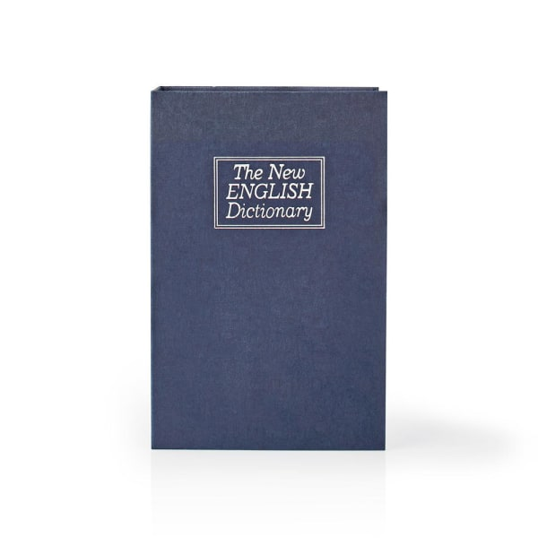 Nedis Bokkassaskåp Engelsk ordbok