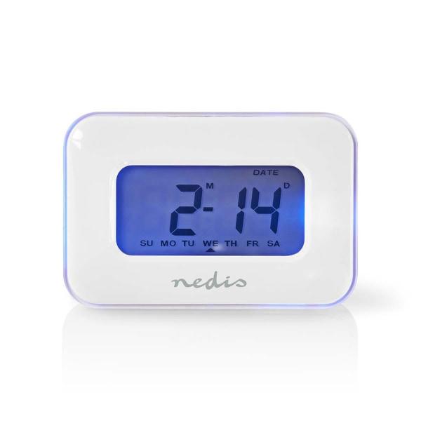 Nedis Digital väckarklocka - Datum/Temp