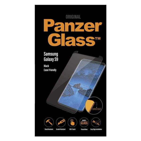 PanzerGlass Samsung Galaxy S9 Black