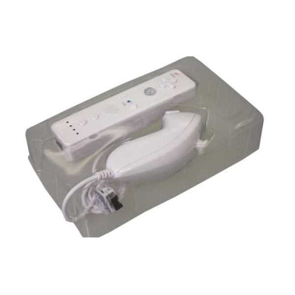 Remote Control och Nunchuck för Nintendo Wii