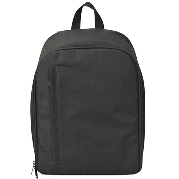 Svart kameraväska / ryggsäck