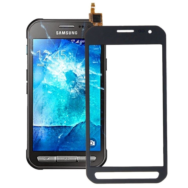 Touch + Displayglas till Samsung Galaxy Xcover 3 / G388 - Svart