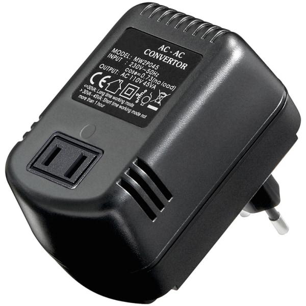 Transformator 240V-110V 45w