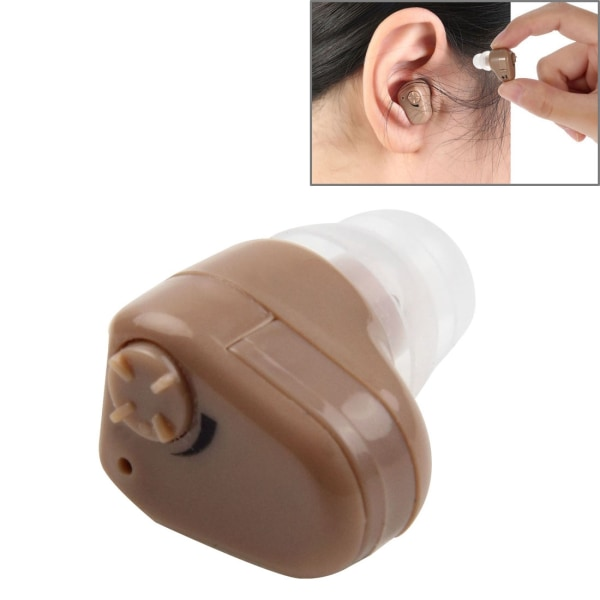 Ultratunn Hörapparat