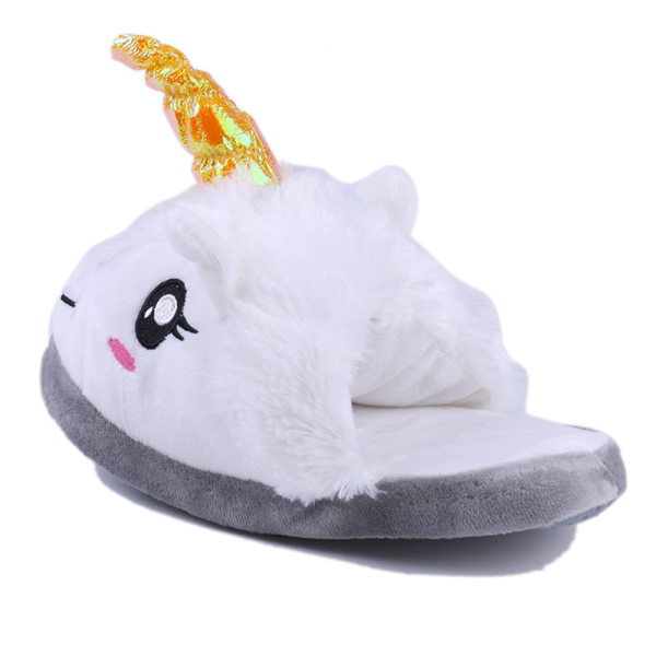 Unicorn Slippers - Enhörnings tofflor