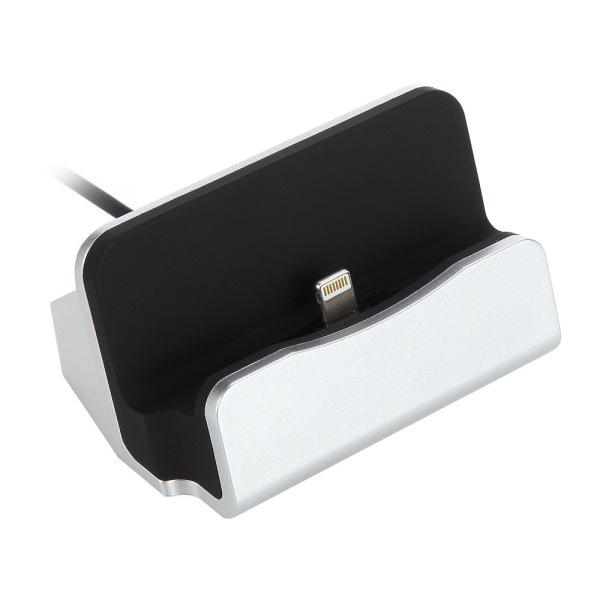 Universal Smartphoneställ Silver