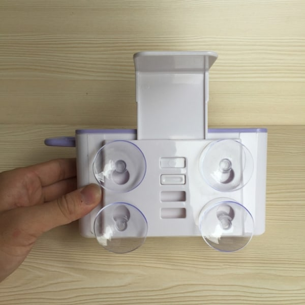 Vaskhållare för disktrasa och diskborste