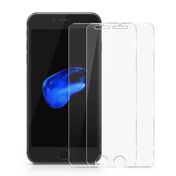 2-Pack härdat glas för iPhone 7