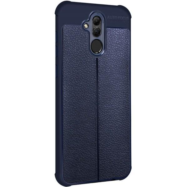 Huawei Mate 20 Lite - IMAK Vega Airbag TPU Skal - Navy Blue