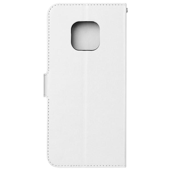 Huawei Mate 20 Pro - Plånboksfodral - Vit