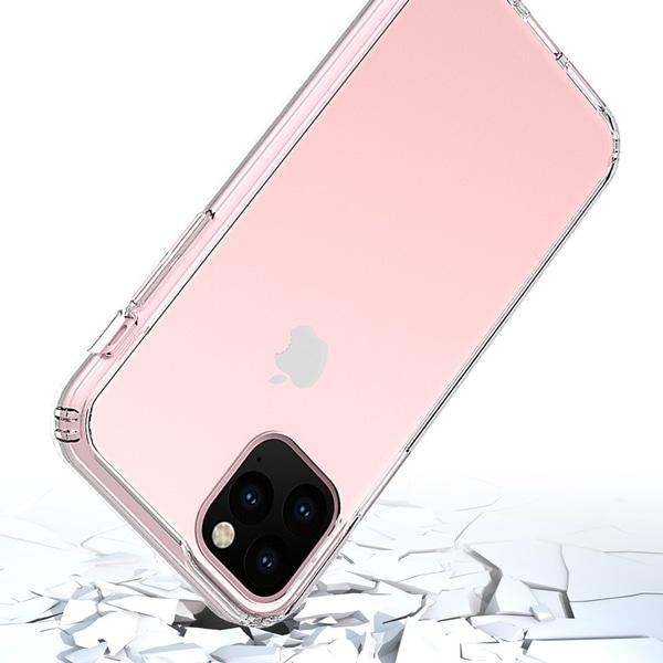 iPhone 11 Pro Max - Anti Scratch TPU/Akryl Skal
