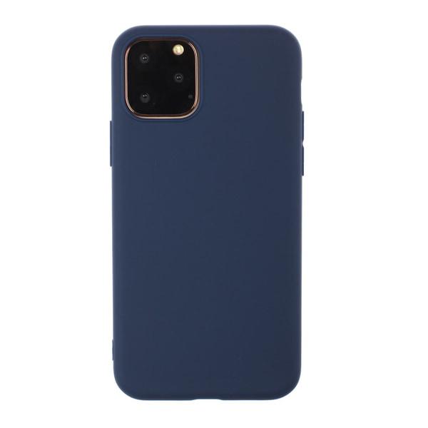 iPhone 11 Pro - Mjukt TPU Skal - Mörk Blå