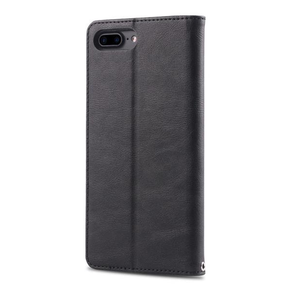 iPhone 7/8 Plus - AZNS Retro Plånboksfodral - Svart