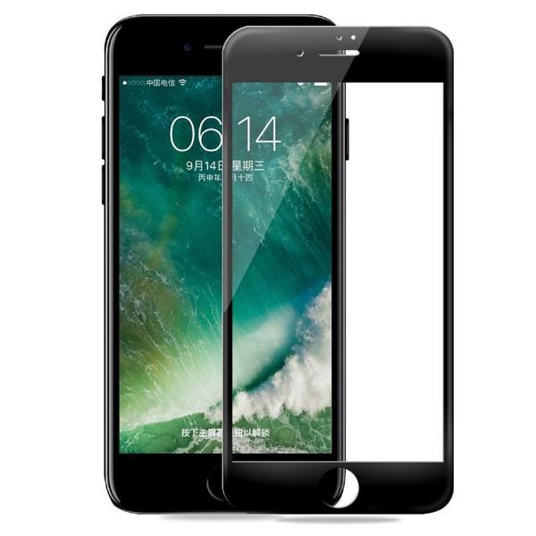 Flera iPhone Modeller - 2-Pack Heltäckande Härdat Glas iPhone 11
