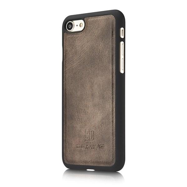 iPhone 7/8/SE (2020) - DG.MING Magnetskal/Plånboksfodral