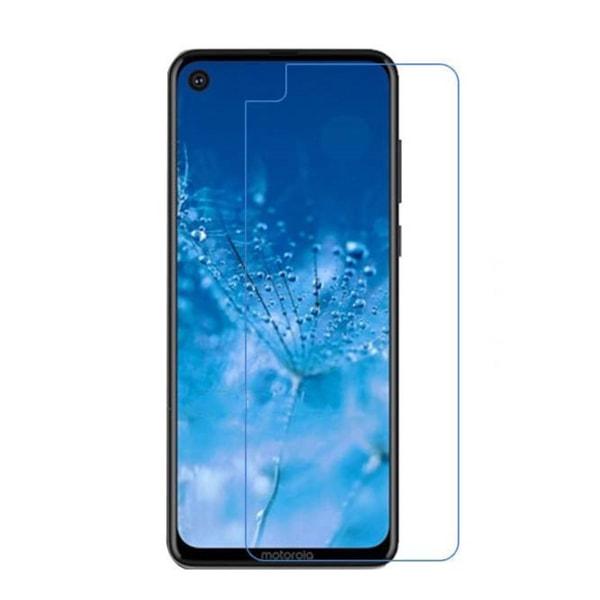 Motorola Moto G8 - Transparent Skärmskydd