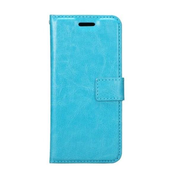 Samsung Galaxy A20e - Plånboksfodral - Ljus Blå LightBlue Ljus Blå