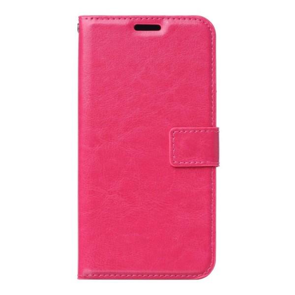 Samsung Galaxy A20e - Plånboksfodral - Rosa Pink Rosa